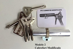 BOMBILLO SIDESE MODELO 2 - CUBREFORT MODIFICADO