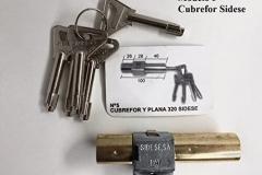BOMBILLO SIDESE MODELO 5 - CUBREFOR