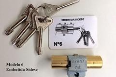 BOMBILLO SIDESE MODELO 6 - EMBUTIDA SIDESE